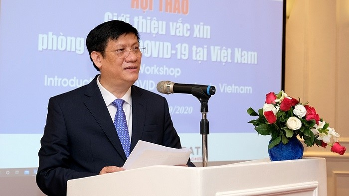 Vietnam speeds up COVID-19 vaccine research